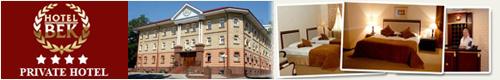 Hotel BEK in Tashkent