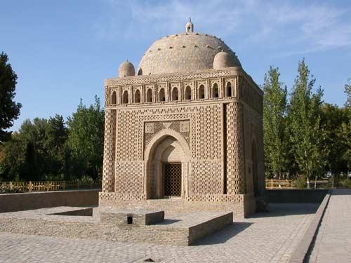Картинки по запросу Samanids mausoleum