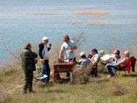 Юртовый лагерь Айдар