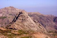 Юртовый лагерь Айдар - лянгар гора