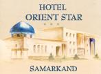 Samarkand Orient Star hotel