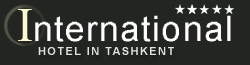 Hotel International in Tashkent