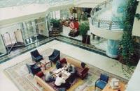 City Palace Hotel - lobby